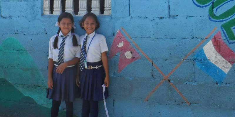 Kinderhuis Pokhara Nepal 2013 – 2016
